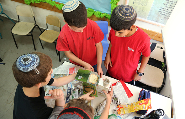 בית ספר אריאל בעיר מודיעין, צילום: צביקה טישלר
