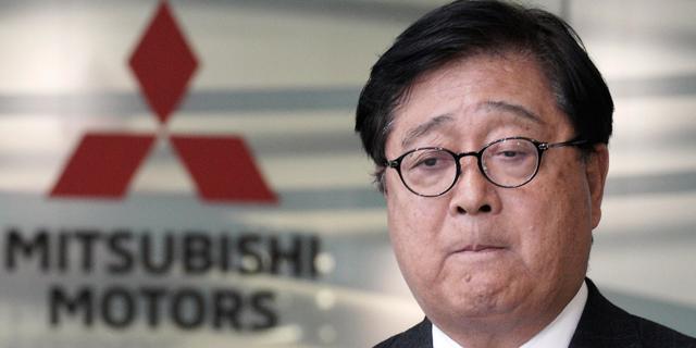 """אוסאמו מסוקו, יו""""ר מיצובישי שפרש לאחרונה, מת בגיל 71"""