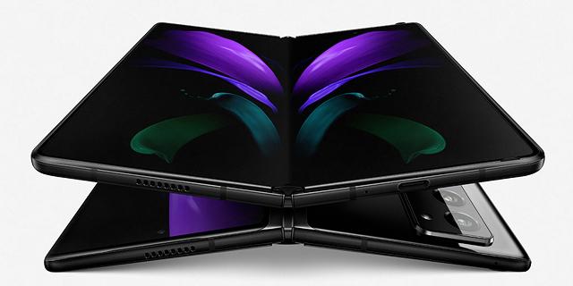מכשיר הדגל החדש של סמסונג: גלקסי Z פולד 2 , צילום: סמסונג