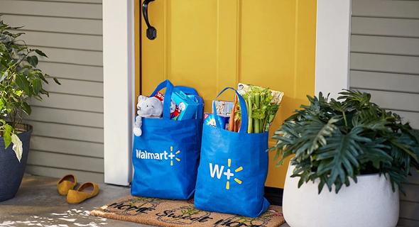 וולמארט פלוס שירות מנויים החדש של וולמארט, צילום: Walmart