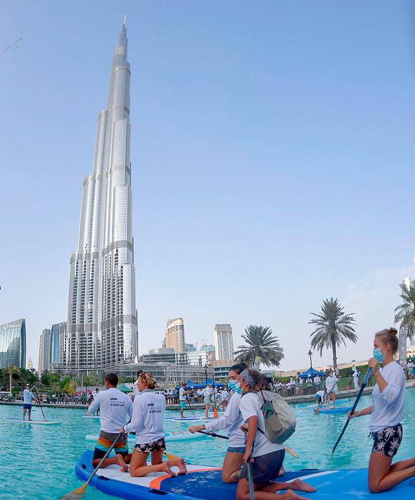 Dubai. Photo: AFP