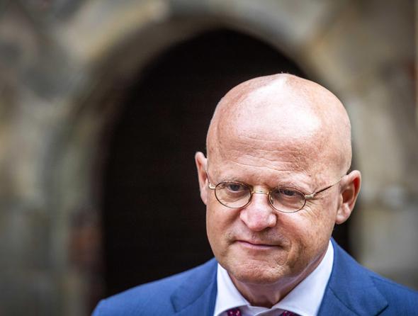 שר המשפטים של הולנד, פרדיננד גרפרהאוס , צילום: EPA
