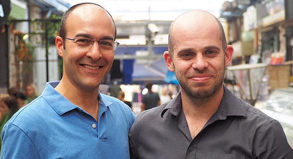 Co-founders Yoni Sherizen Asaf Adler GABRIEL. Photo: GABRIEL