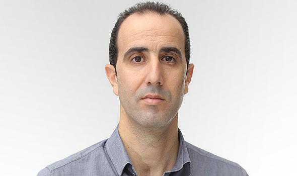 אמיר כהן, צילום: משה עמר