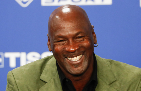 Michael Jordan. Photo: AP