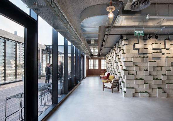 משרדי Fiverr פייבר 1, צילום: עמית גושר