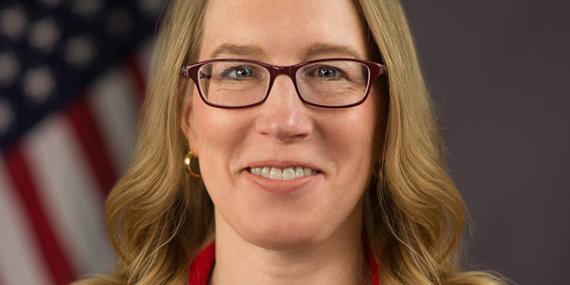 SEC Commissioner Hester Peirce talks about regulators' role amid widespread uncertainty