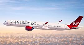 A Virgin Atlantic passenger jet. Photo: Start-up Nation Central