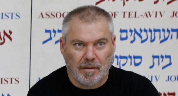"""עו""""ד גונן בן יצחק, צילום: שאול גולן"""