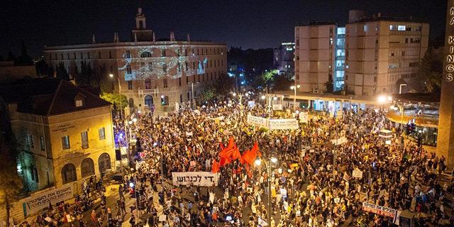 """בג""""ץ: ההגבלות על ההפגנות יבוטלו הלילה, ממליצים לממשלה להודיע על כך לציבור"""