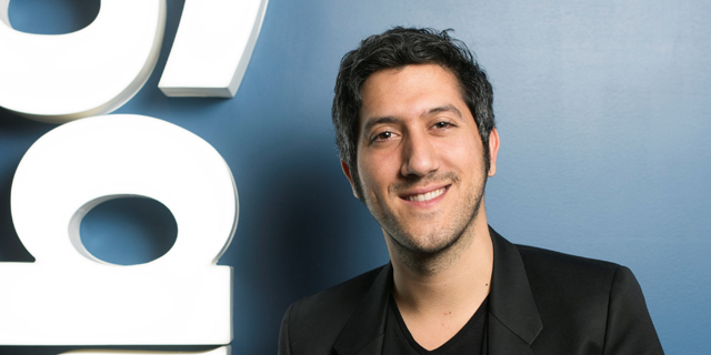 Taboola CEO Adam Singolda. Photo: Courtesy