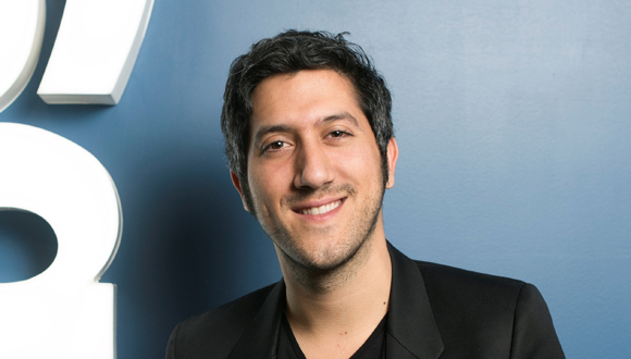 Taboola founder and CEO Adam Singolda. Photo: Courtesy