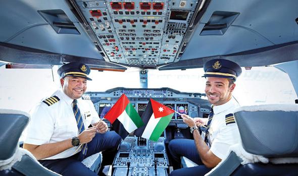 טיסות אמירייטס איירליינס מדובאי לעמאן, צילום: ArabNews