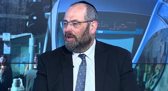 """סגן ומ""""מ ראש עיריית ירושלים, אליעזר ראוכברגר"""