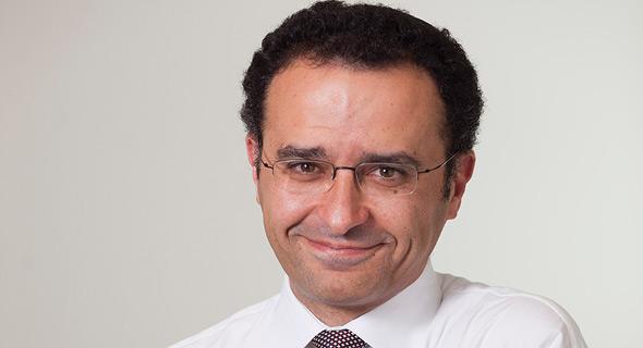 """אילון וניש מנכ""""ל EDF ישראל"""