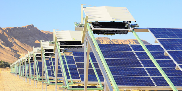 Ecoppia's robots to clean one million solar energy panels in India in multi-million deal