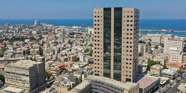 """מגדל מוכרת את """"מגדל הארמון"""" בחיפה לקרן ריאליטי - ב-105 מיליון שקל"""