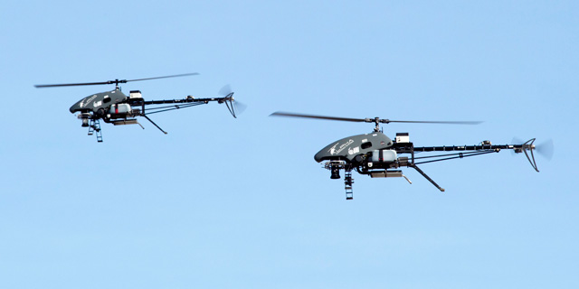 IAI introduces 'MultiFlyer', its new fleet of non-military helicopter drones