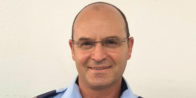 """רפ""""ק אייזק סימון, צילום: משטרת ישראל"""