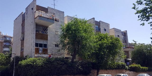 רחוב ים סוף בשכונת רמת אשכול בירושלים זירת הנדלן