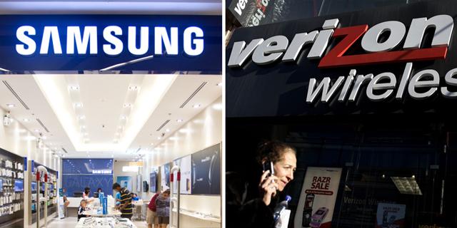 סמסונג תמכור לורייזון ציוד תשתיות לרשת 5G ב-6.65 מיליארד דולר