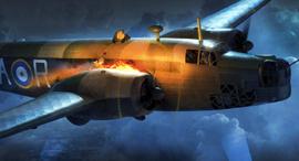 הקברניט וולינגטון מפציץ מלחמת העולם השנייה, צילום: wikimedia