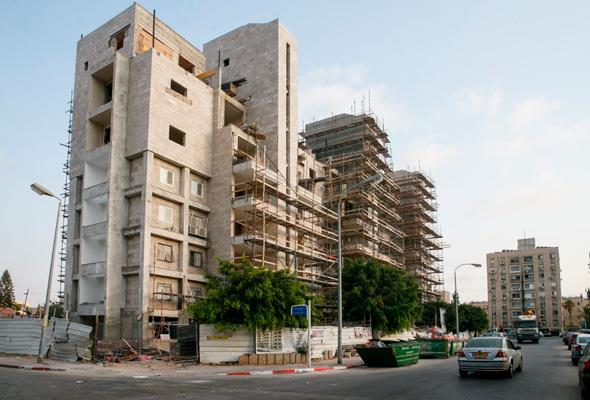 """התחדשות עירונית באשדוד. מקבלת משנה תוקף על רקע העובדה שהסכם הגג עוד רחוק ממימוש  , צילום: מערכת זירת הנדל""""ן"""