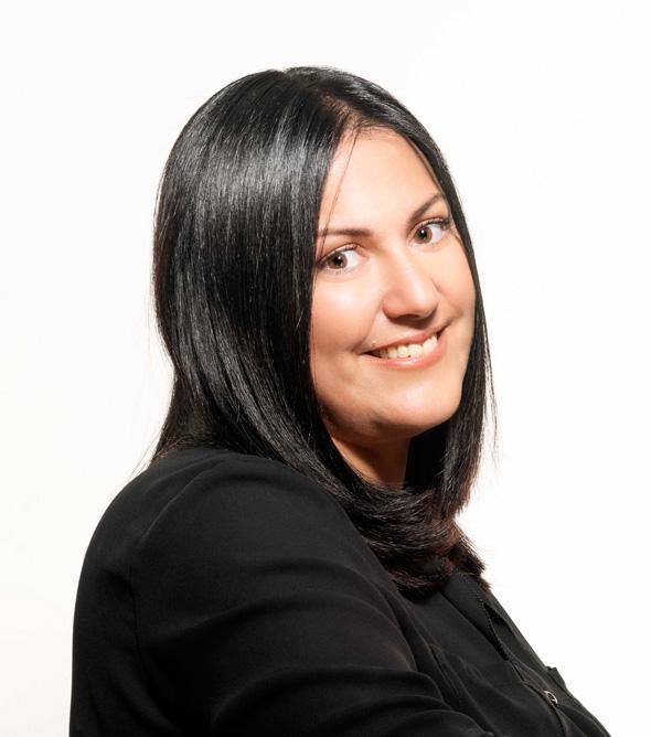 Hilla Ovil-Brenner, Managing Director of Techstars Tel Aviv. Photo: Yoram Reshef