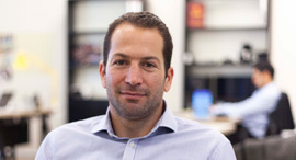 Apollo Power CEO Oded Rozenberg. Photo: PR