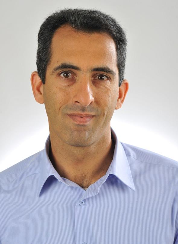 Amit Baruch, Head of Citi Innovation Lab in Israel. Photo: Sivan Farage