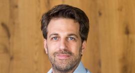Salaryo co-founder and CEO Yair Levy. Photo: Salaryo