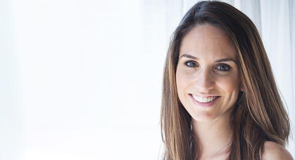SenseIT Co-Founder and CEO Tamar Shapira. Photo: SenseIT
