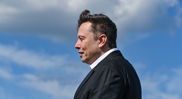 Elon Musk. Photo: Getty Images