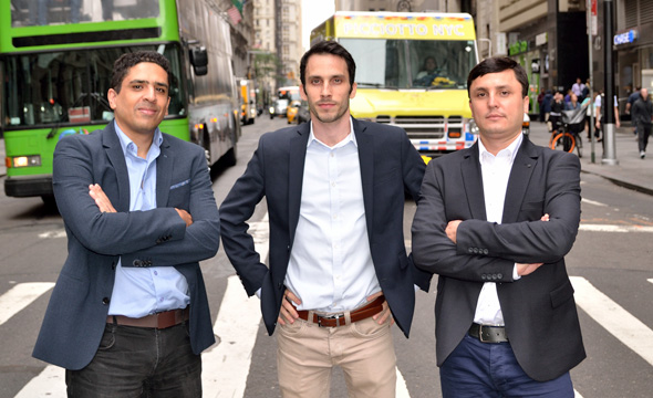 Simplify Co-founders Siemplify was founded in 2015 by Alon Cohen, Amos Stern, Garry Fatakhov. Photo: Siemplify