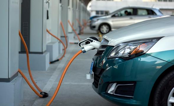 מכונית חשמלית (ארכיון), צילום: גטי אימג