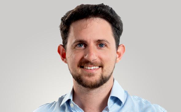 Judah Taub, Managing Partner of Hetz Ventures. Photo: Yossi Mesa