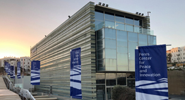 Peres Center for Peace and Innovation. Photo: Chen Shenhav