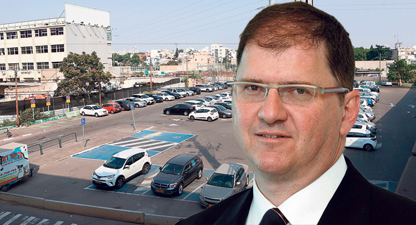"""מנכ""""ל נצבא שרון תוסיה כהן על רקע מגרש שרכשה החברה ברחוב החרש"""