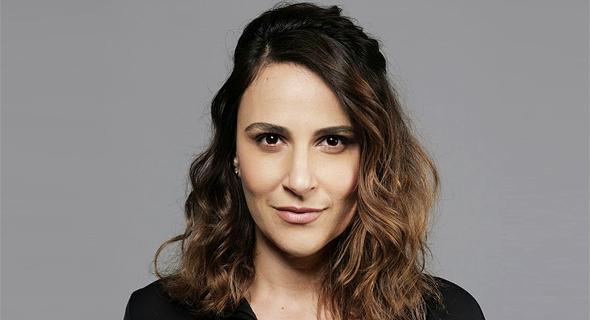 Moran Melamoud, Head of HR at SAP. Photo: Shay Yehezkel