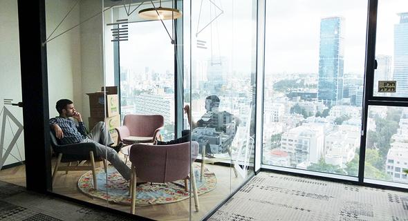 IntSights' Offices. Photo: Sivan Farage