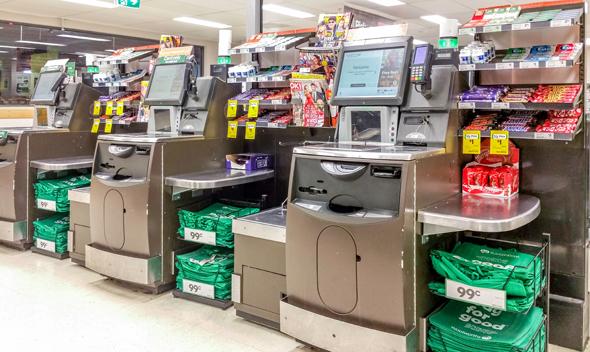 סופרמרקט אוטומטי