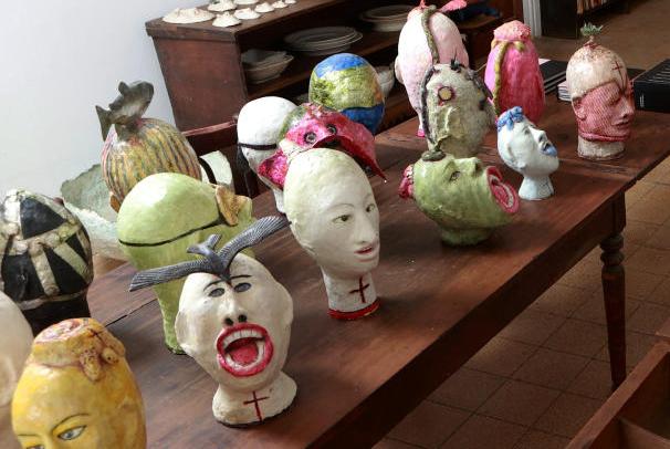 מכירת פריטי אמנות של ביאנקה אשל גרשוני