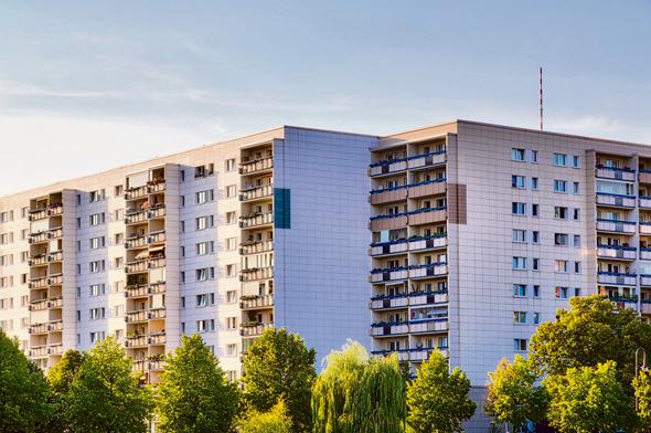 בניין בברלין. הובטחה תשואה גבוהה, צילום: ברלין אסטייט