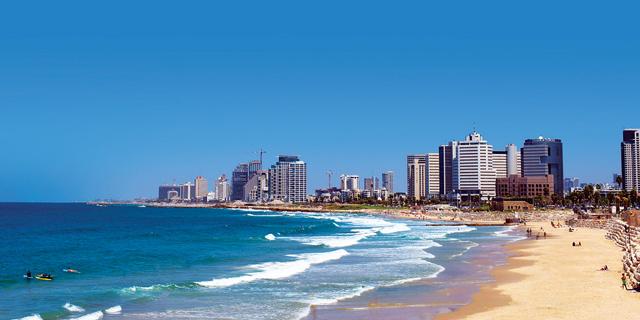 """חוף תל אביב זירת הנדל""""ן, צילום: avnernagar/Pixabay"""