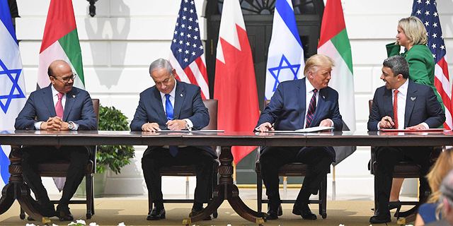 Israel and the UAE may have different dreams regarding the peace treaty