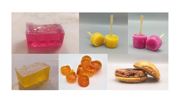 """ייצור צבעי מאכל של Phytolon , קרדיט: יח""""צ"""