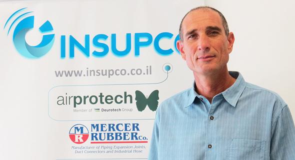 """אריק אביטל, מנכ""""ל אינסופקו טכנולוגיות"""