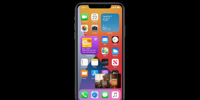 iOS 14 של אפל זמינה להורדה; אלה החידושים שכלולים בה