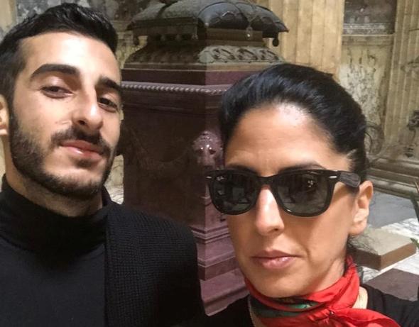 מירב בן לולו והשותף שלה רן גולן