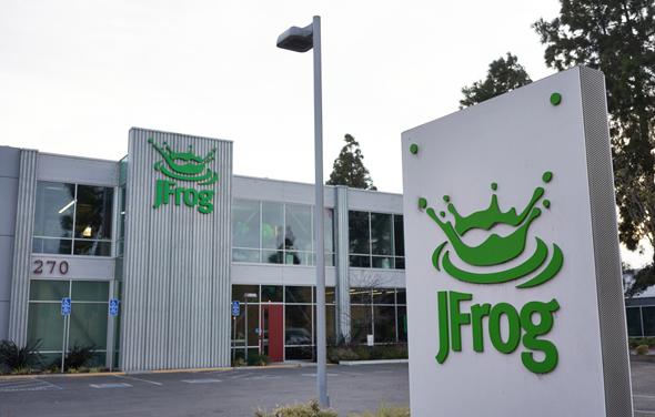 מטה Jfrog